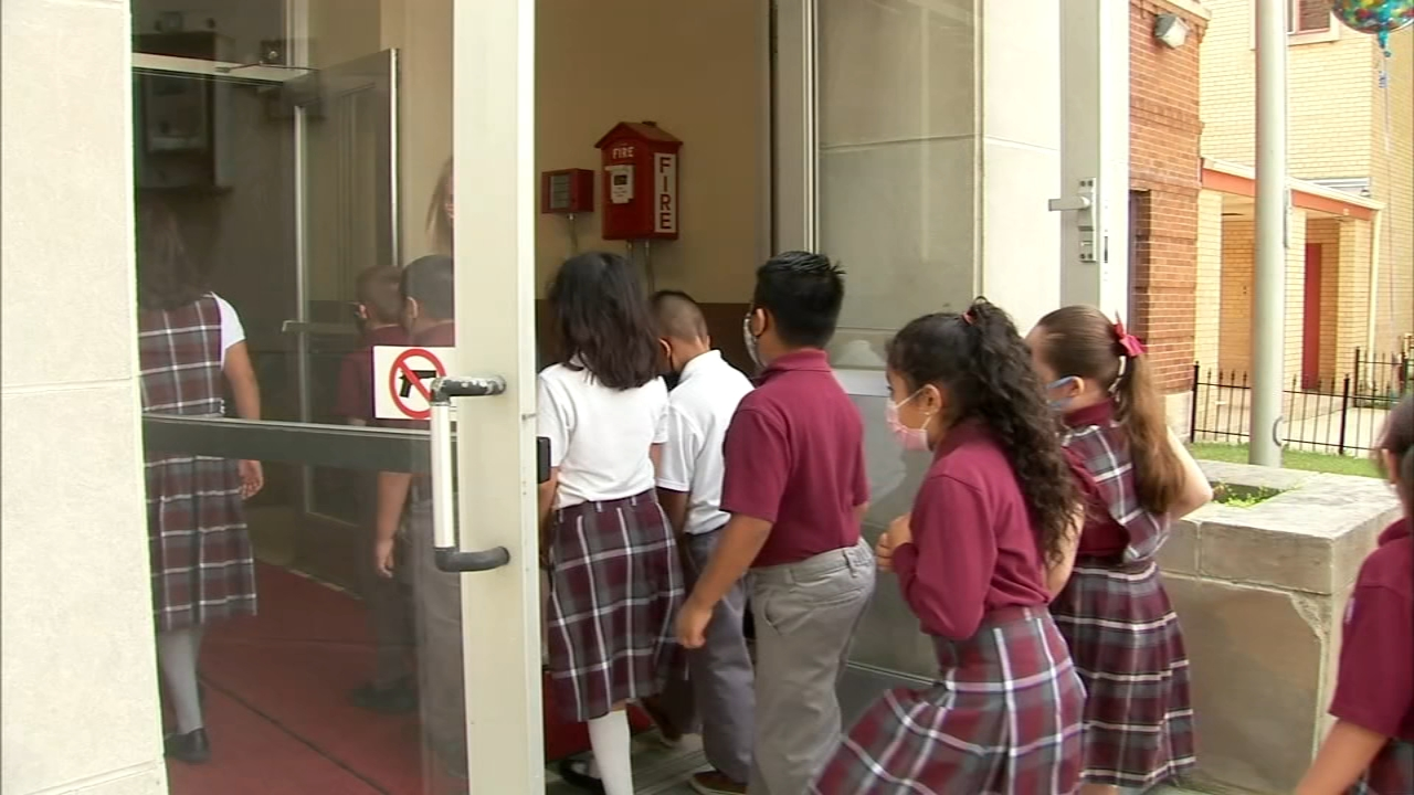 Archdiocese of Chicago breathes new life into Good Shepherd Catholic School in Little Village