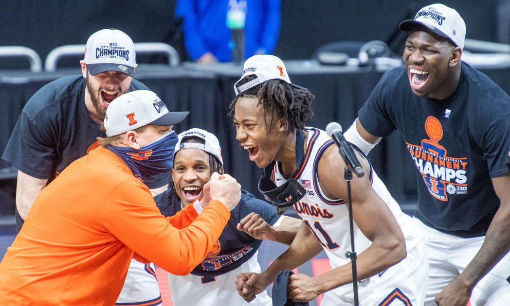 Richey | Illini have to keep building | Sports