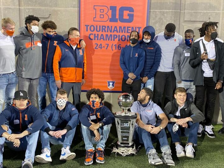 Illini Year in Review   Grading all 19 programs   Sports