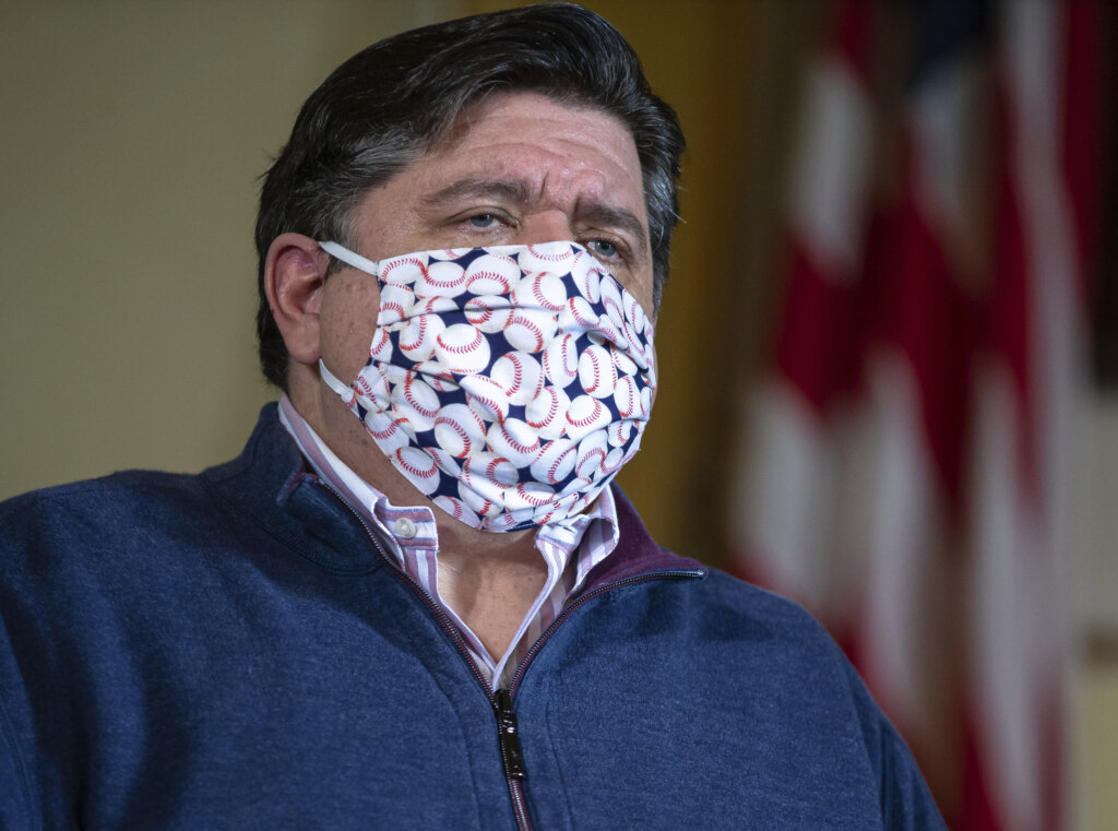 Masks on, or masks off? What to know about mask rules as Illinois reopens
