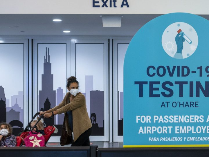 Illinois coronavirus: Chicago lifts travel restrictions as infections fall
