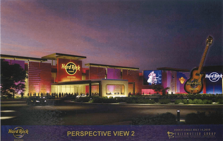 Hard Rock Casino investors, key people up for approval by Illinois Gaming Board