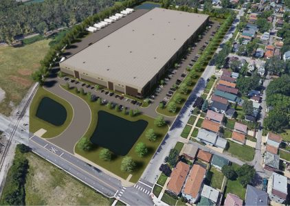Developers optimistic new East Chicago spec building will fill quickly • Northwest Indiana Business Magazine