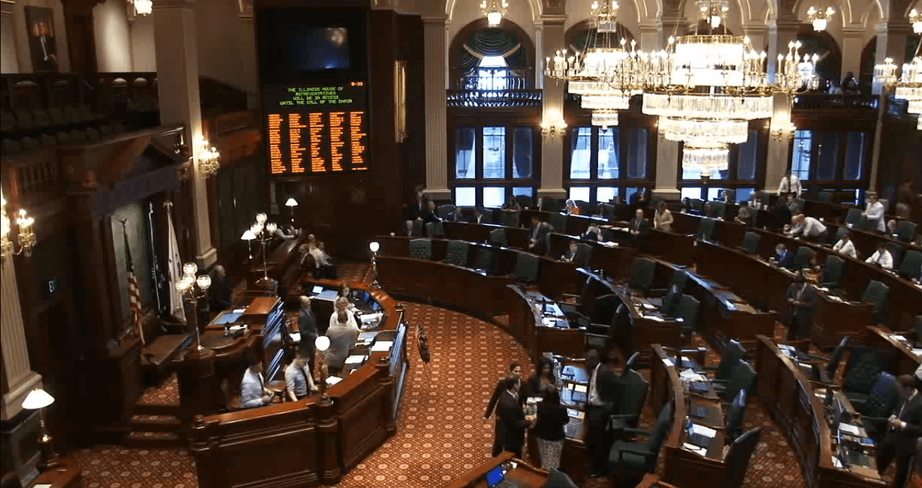 Illinois 2022 budget: The state's financial cliff will be waiting after the federal largesse runs out – Wirepoints