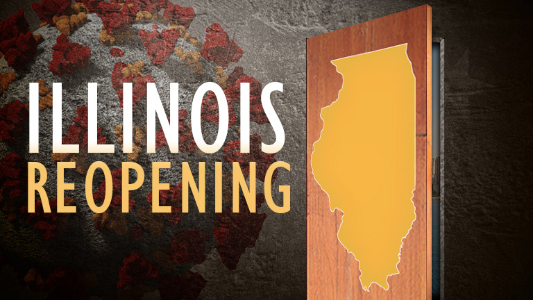 Illinois moves to Phase 5 and fully reopens on Friday, here's what changes