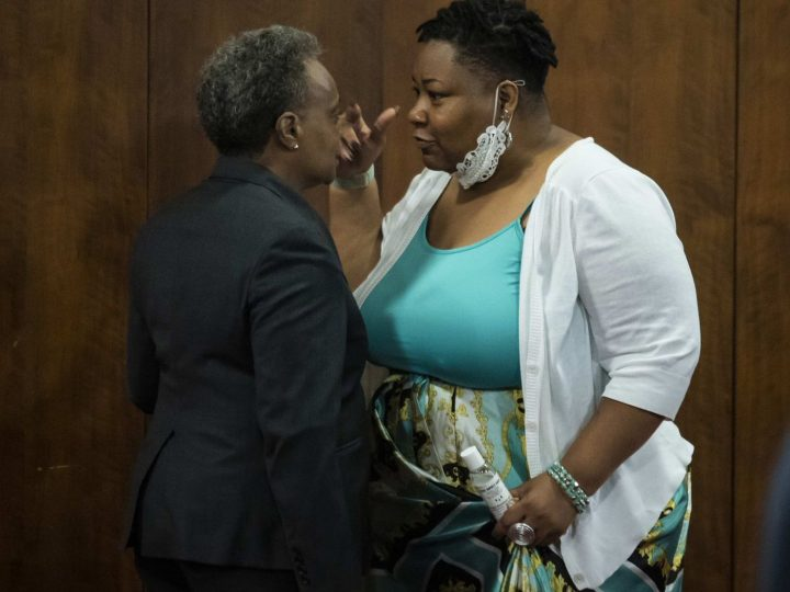 Chicago City Council abruptly adjourns; no vote on renaming Lake Shore Drive for DuSable