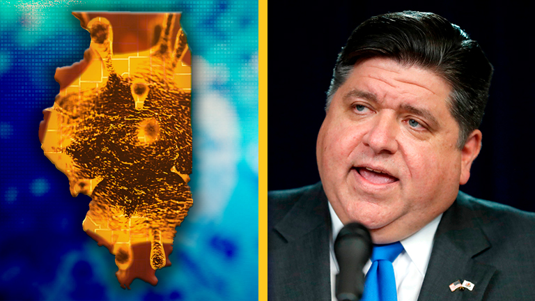 Pritzker releases guidelines for the state's reopening on June 11