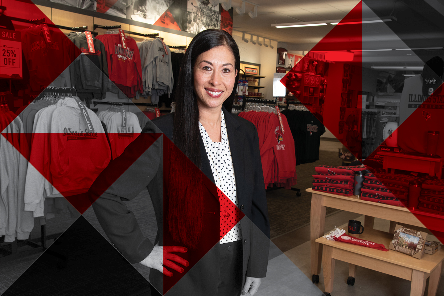 Retail redux: Alum embraces the shift in shopping – News