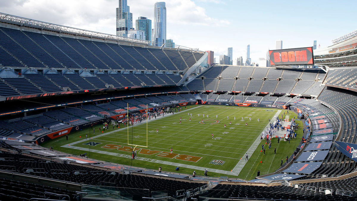 Mayor of city in Illinois says Bears moving out of Soldier Field and to his town is 'still on the table'