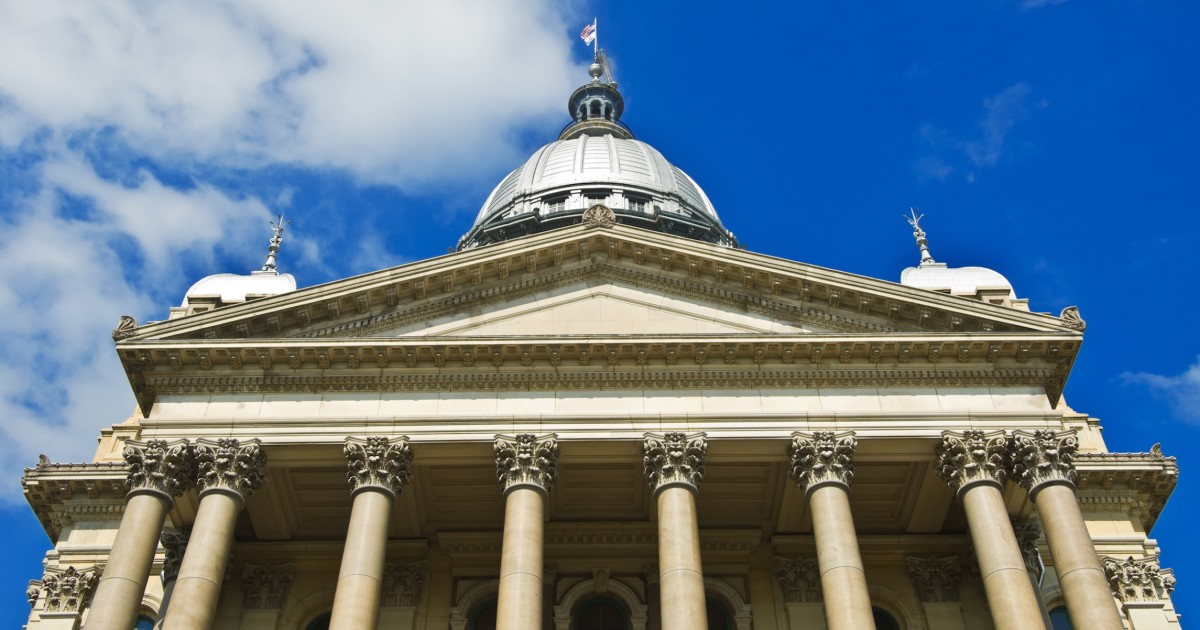 Final day of Illinois Legislature to pack in major issues