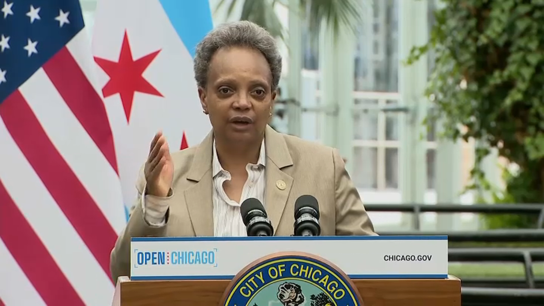 Chicago reopening: City moving to Phase 5 with rest of Illinois, Mayor Lightfoot says