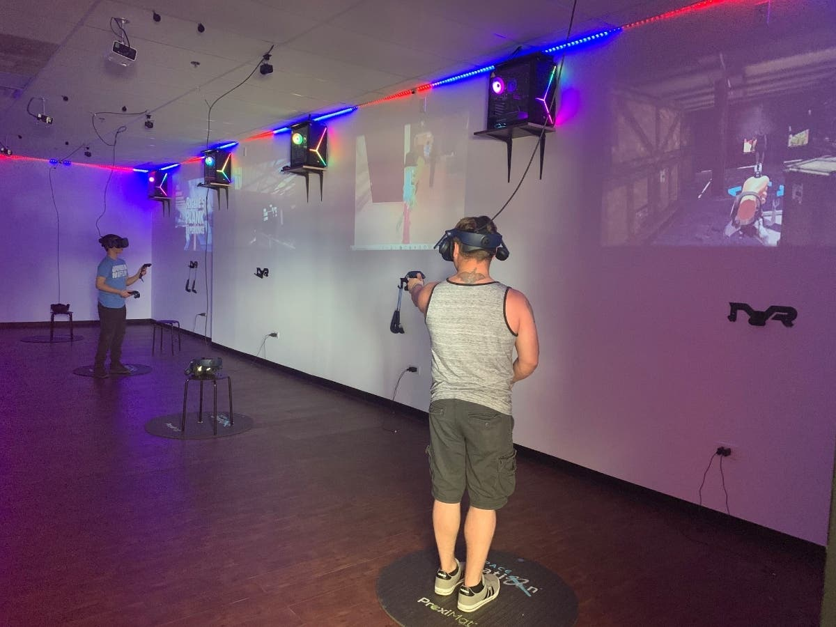 Virtual Reality Video Gaming Business Opens In Minooka