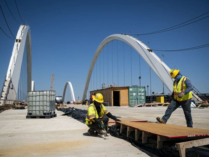 These are America's 10 best states for infrastructure in 2021