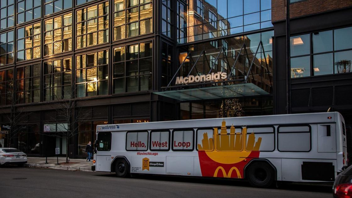 McDonald's beefs up commitment to minority-owned suppliers   Business