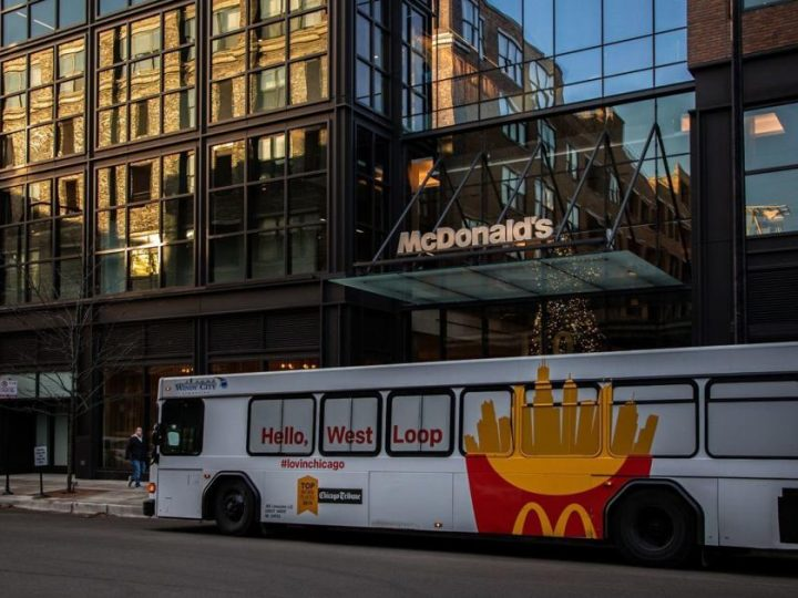 McDonald's beefs up commitment to minority-owned suppliers | Business & Economy