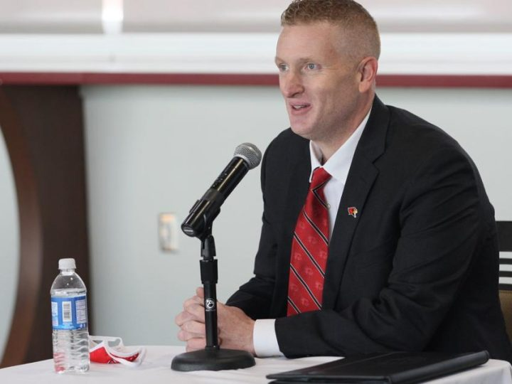 Watch now: Illinois State athletic department already following new university guidelines | College Sports