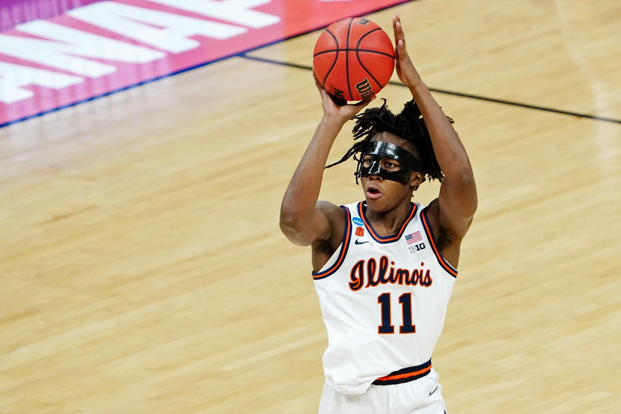 Lakers select Illinois' Ayo Dosunmu in The Athletic's latest mock draft