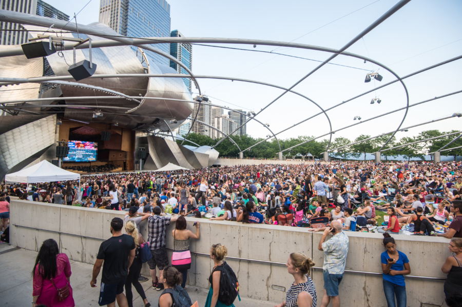 Chicago summer bucket list for families