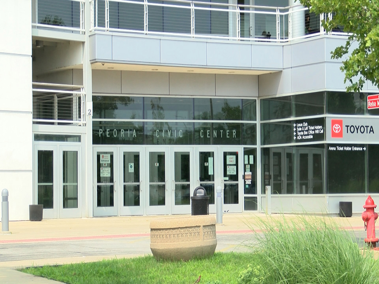 Peoria Civic Center excited to bring events back & downtown economic impact