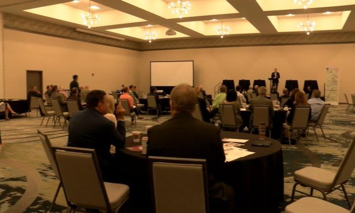 Business leaders, lawmakers meet in Rockford to discuss adding jobs to the region