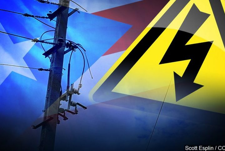 Multiple power outages reported in southern Illinois