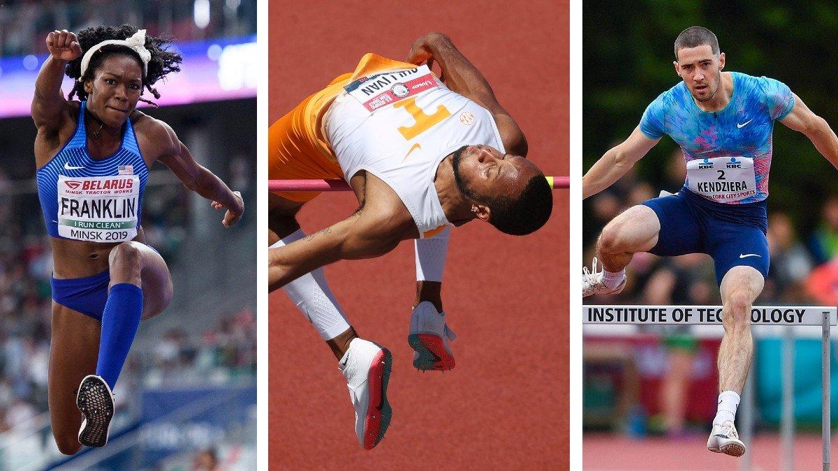 Illinois Track-and-Field Athletes Making Tokyo Debut