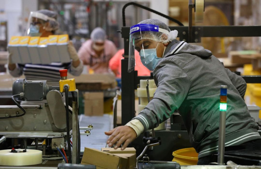 Small Manufacturers Struggling During Pandemic Can Look To Free Workforce Training Program For Help