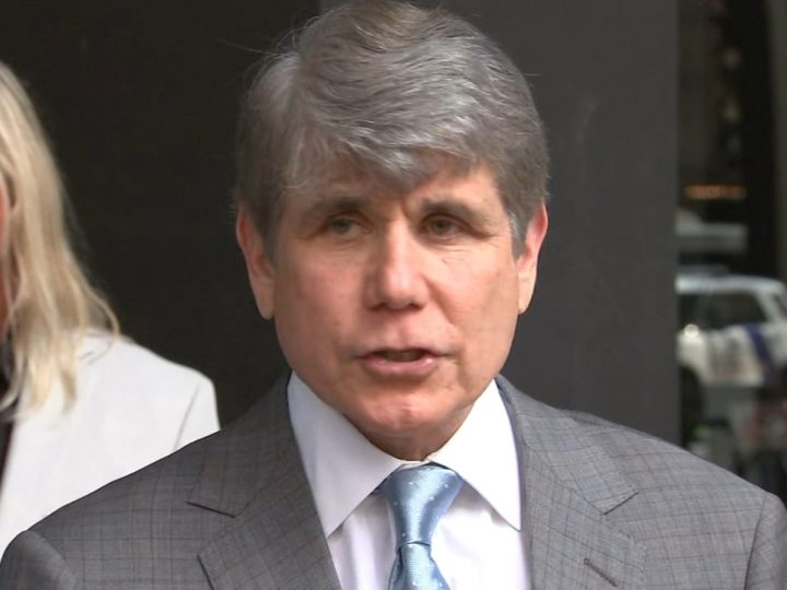 Former Illinois Governor Rod Blagojevich files lawsuit against state, says he plans to call Mike Madigan as witness