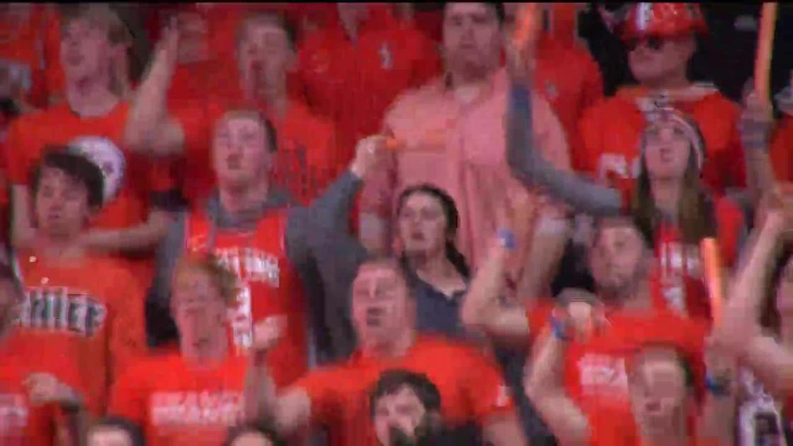 University of Illinois staff and student come together to create new tradition   Sports