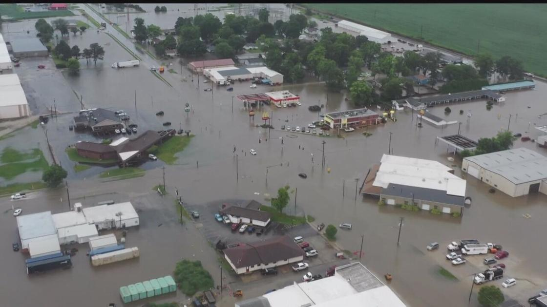Federal Disaster Relief Approved After Ford Flood | Top Story