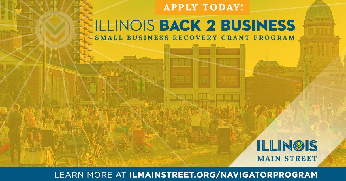 Alton Main Street to assist business owners with economic recovery programs | Press Releases