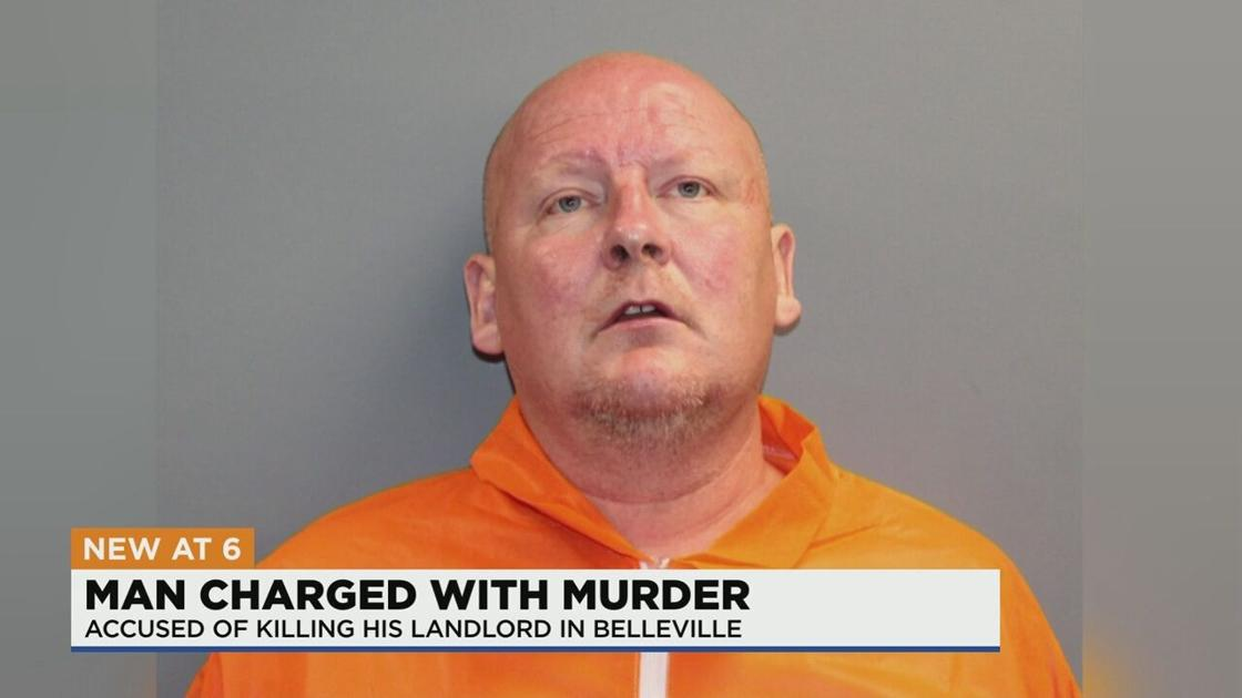 Belleville, Illinois man stabbed landlord to death, police say | St. Louis News Headlines