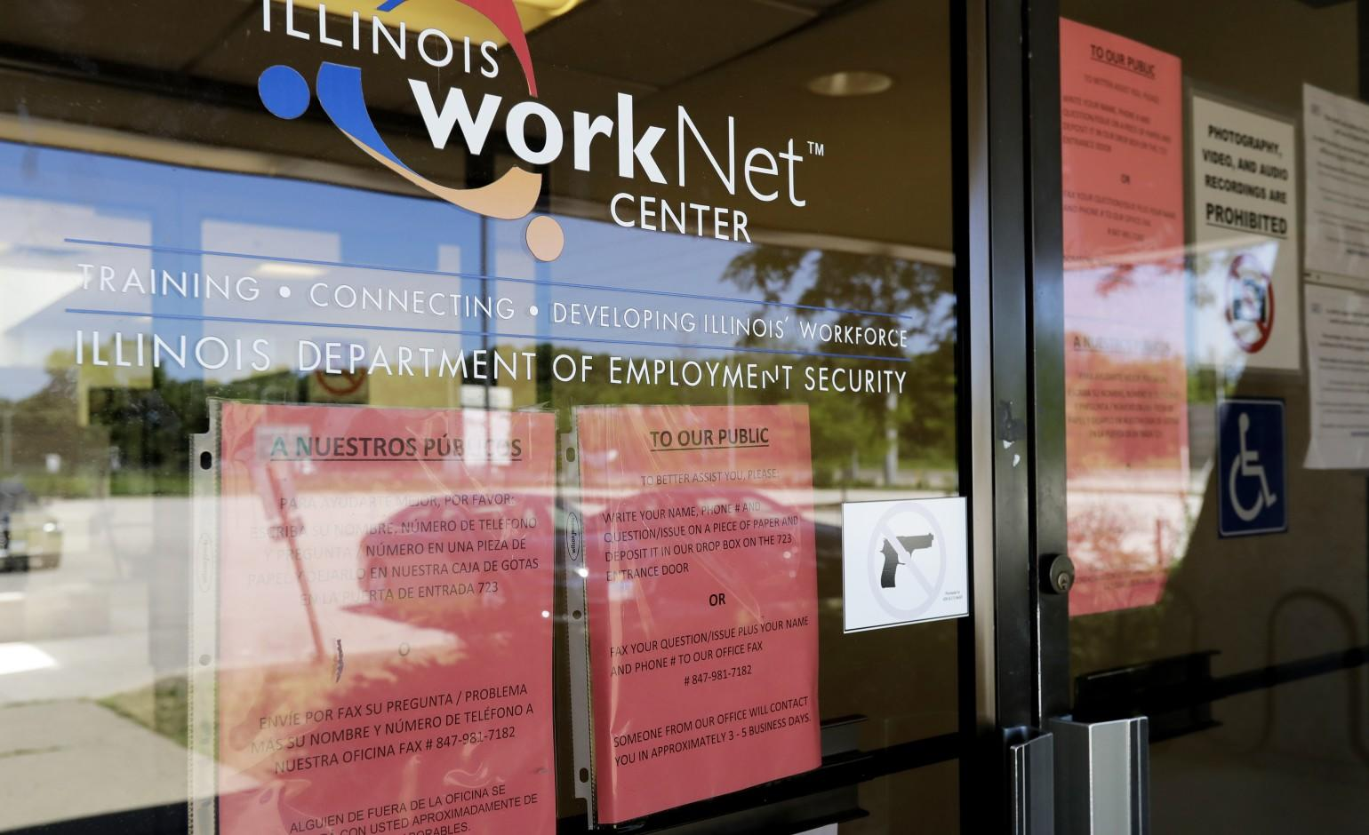 After massive fraud, tech official calls for overhaul of Illinois unemployment system