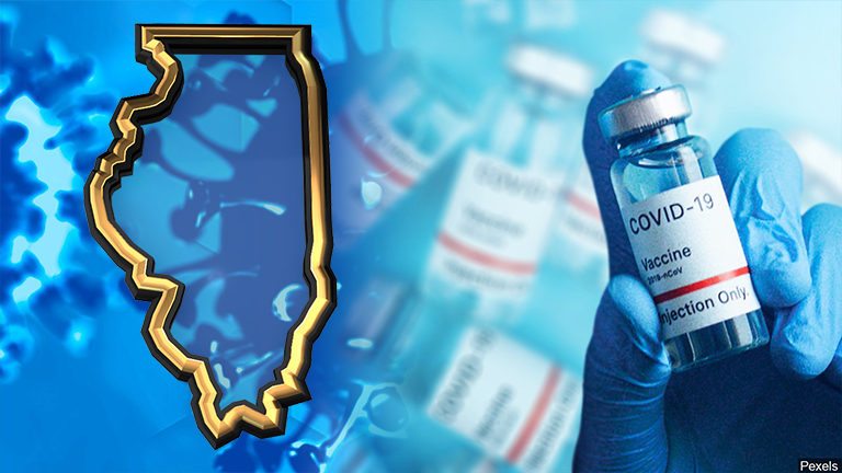 Illinois launches online COVID-19 vaccine verification system