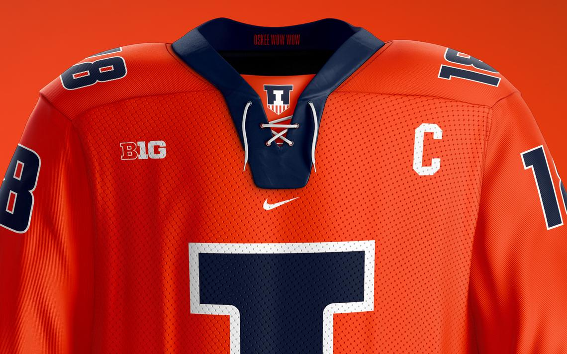 Illinois hockey remains 'on hold' in pandemic's wake