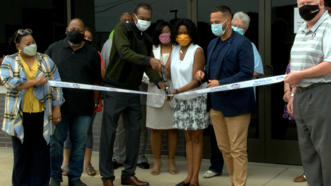 Peoria's Minority Business Development Center opening, hoping to elevate the community