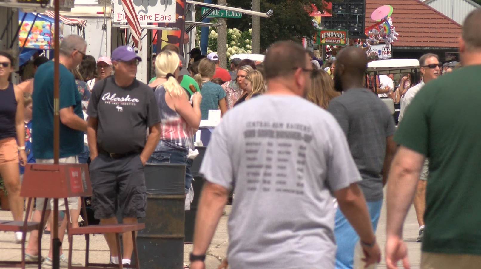 State Fair vendors ask public to support their small businesses after two year wait