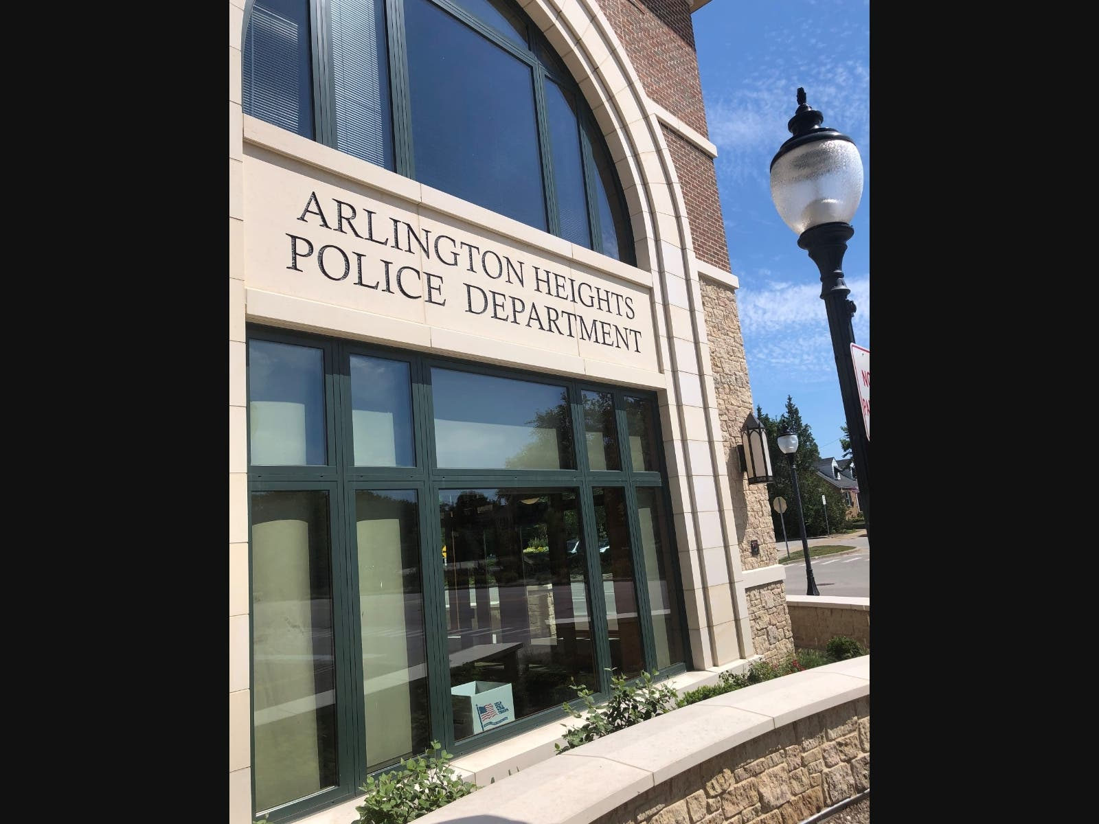 Arlington Heights Police Ready For 'Coffee For Champions'