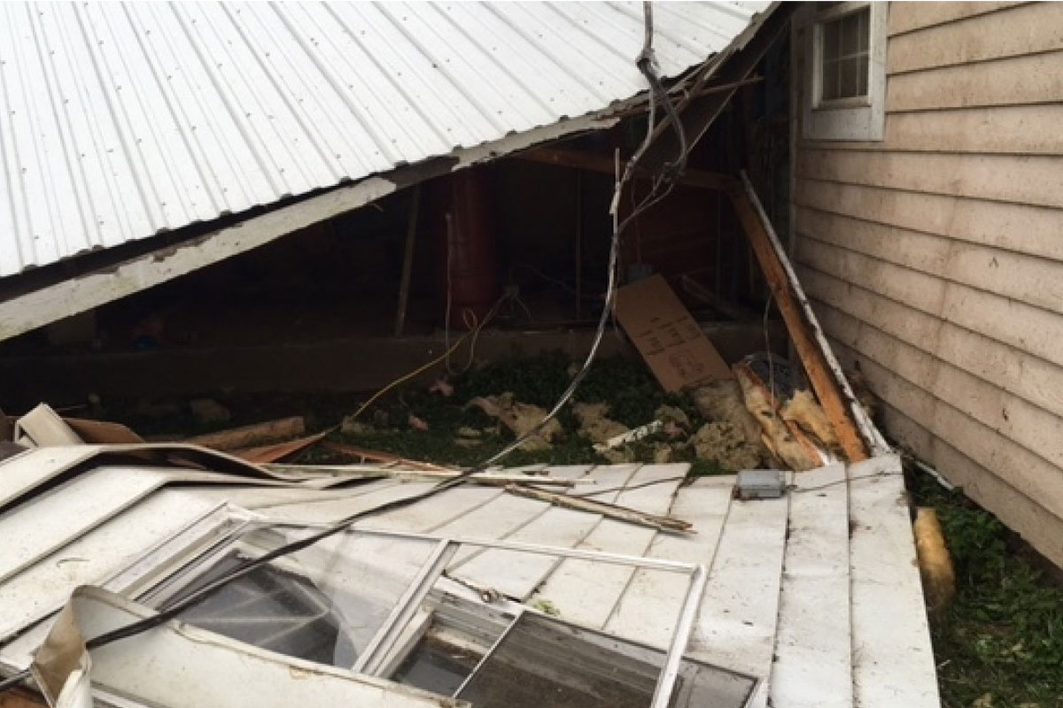 Kankakee County residents can apply for disaster assistance to bounce back after severe storms, flooding