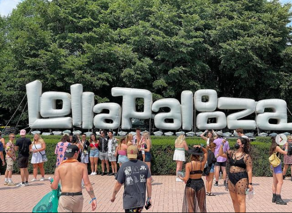 Illinois sees record pot sales, with boost from Lollapalooza