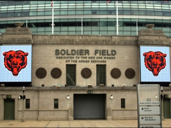 Chicago Bears Invited To Move To Joliet | PatchPM