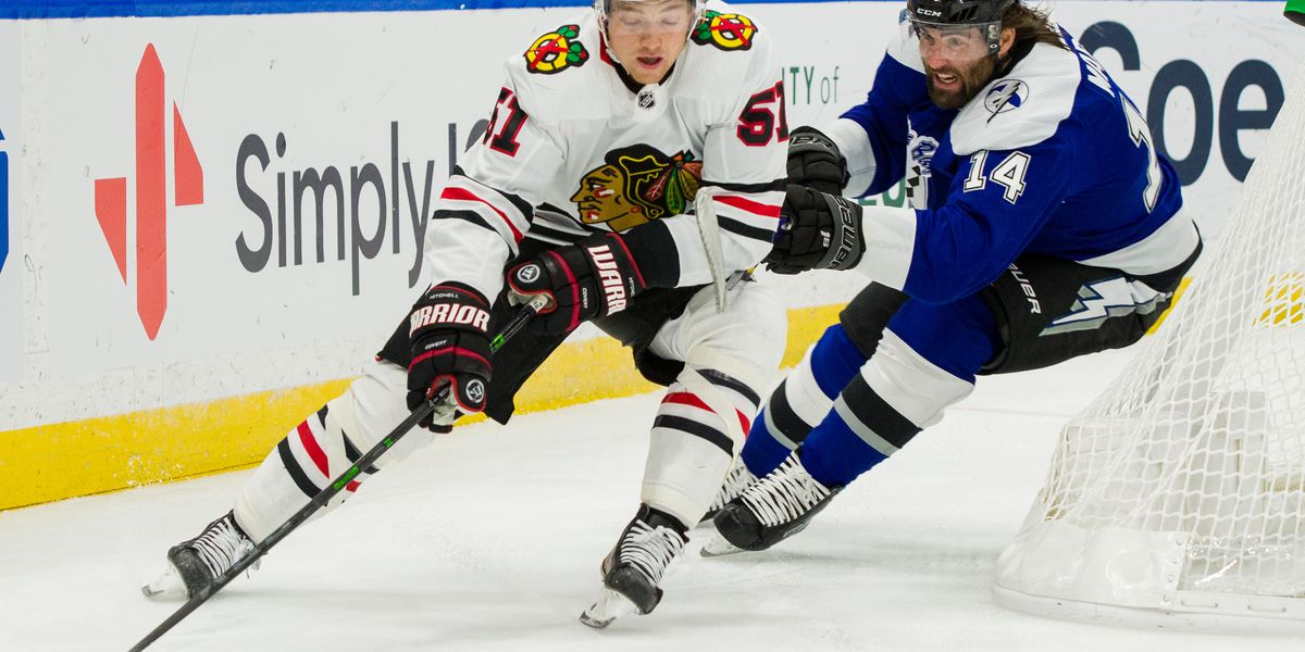 Chicago Blackhawks Top 25 Under 25, prospect rankings: Ian Mitchell down slightly to No. 7