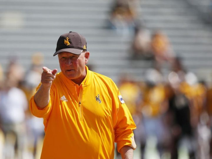 Bohl optimistic offensive line will make strides against Northern Illinois   National Sports