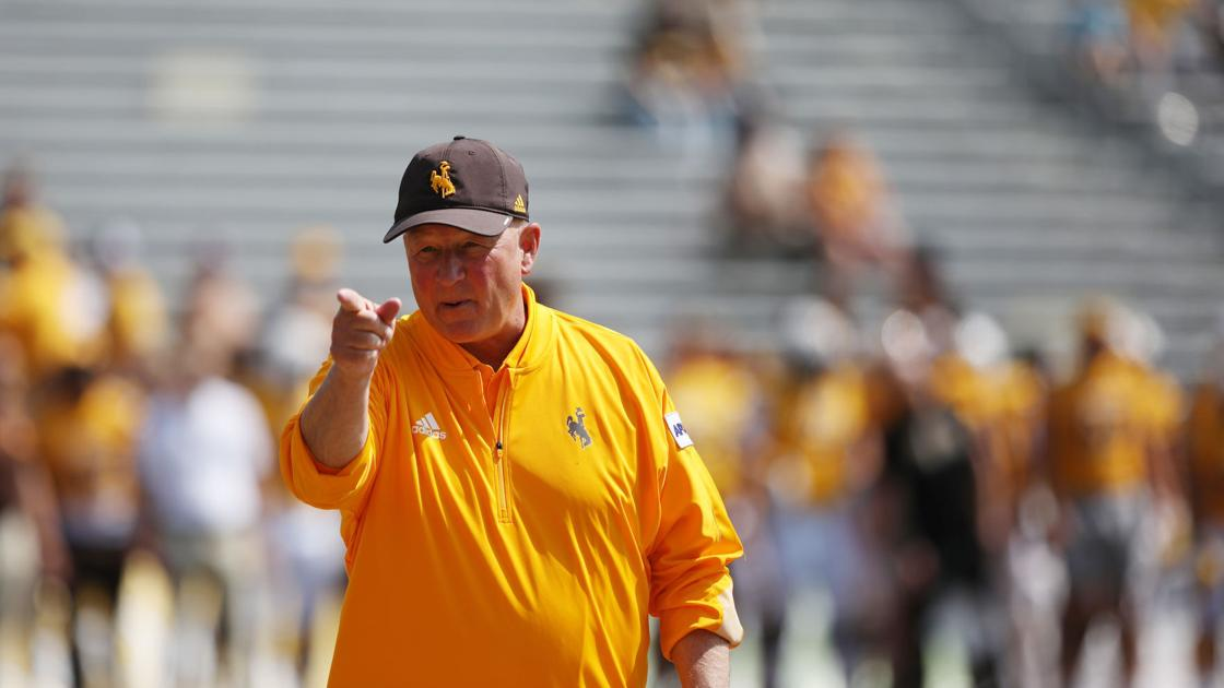 Bohl optimistic offensive line will make strides against Northern Illinois | National Sports