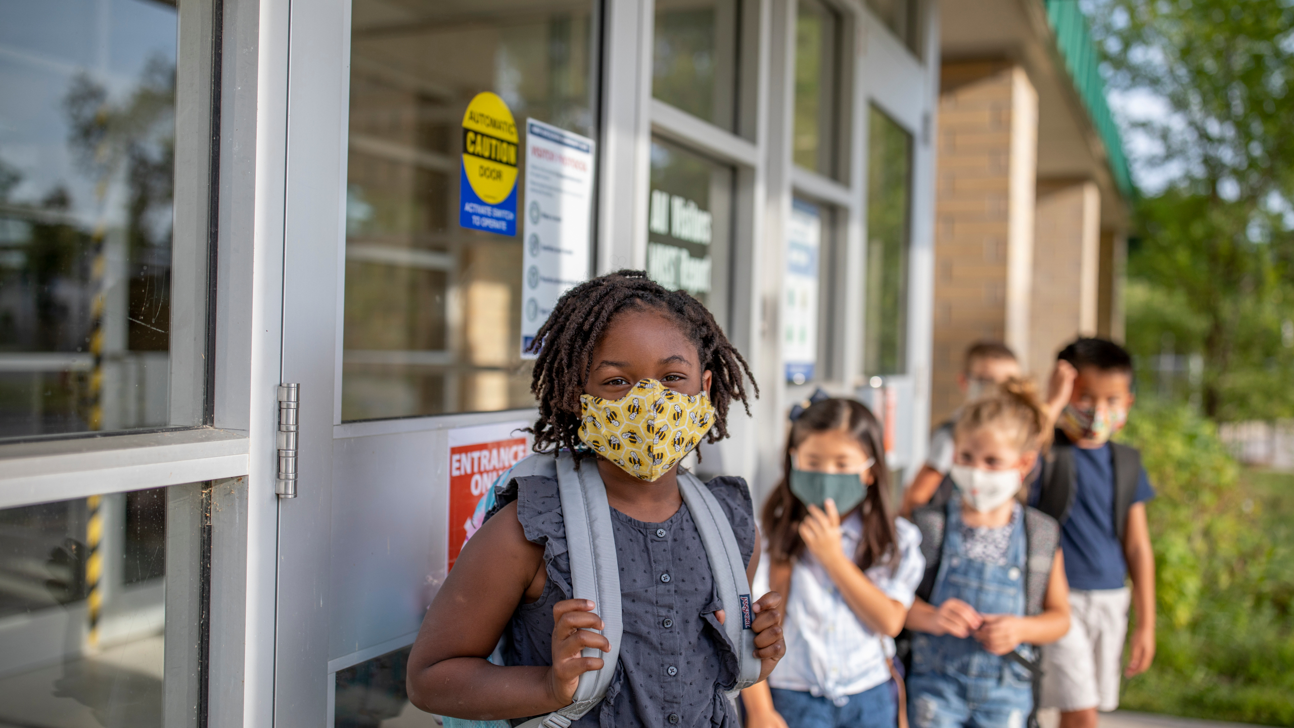 81 schools in Illinois reporting COVID-19 outbreaks